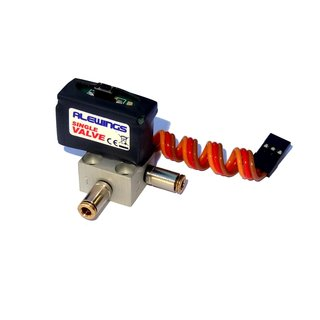 Single Effect Electronic Valve