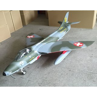Hawker Hunter Swiss scheme Combo