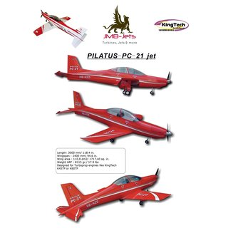 PC-21 Red Sheme