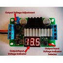 Adjustable Voltage Boost (Setup) Regulator