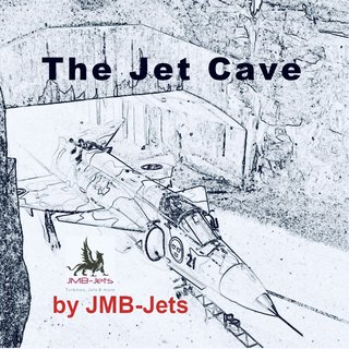 THE JET CAVE  Protection cover 4x4m